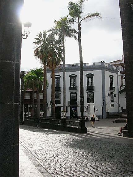 Plaza de Espana, Santa Cruz