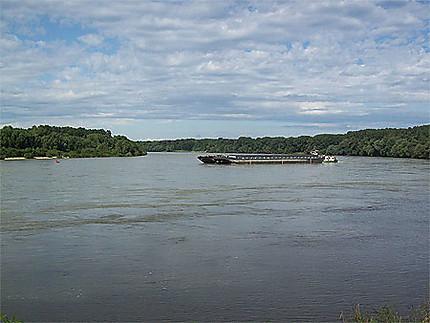 Le Danube à Devin