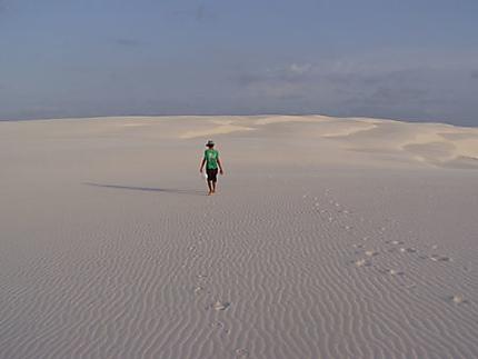 l'immensité des dunes maranhenses