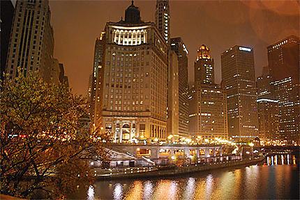 Un soir d'automne à Chicago