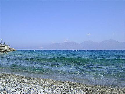 Plage d'Agios Nikolaos