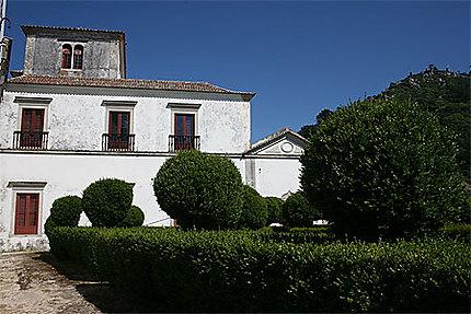 Les jardins du palais national de Sintra
