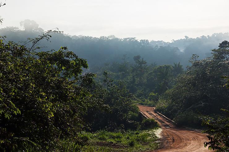 La Transamazonienne (Brésil)
