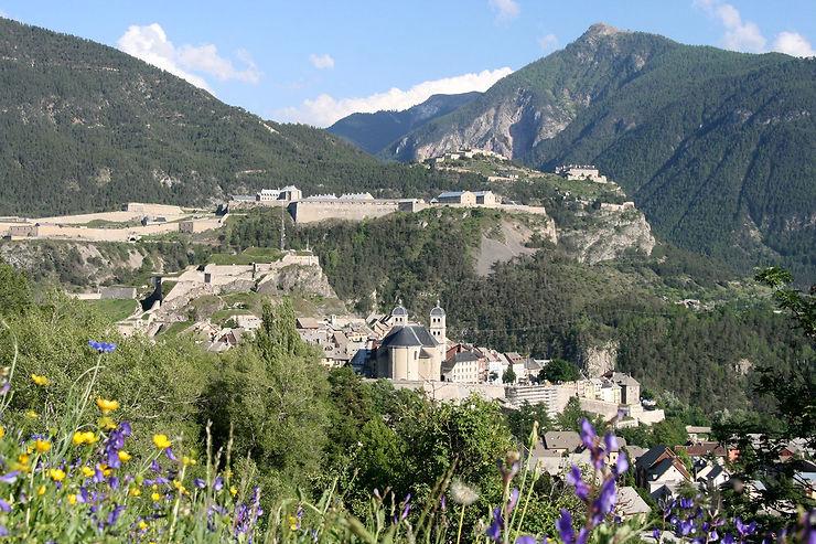 Site de Briançon, Hautes-Alpes