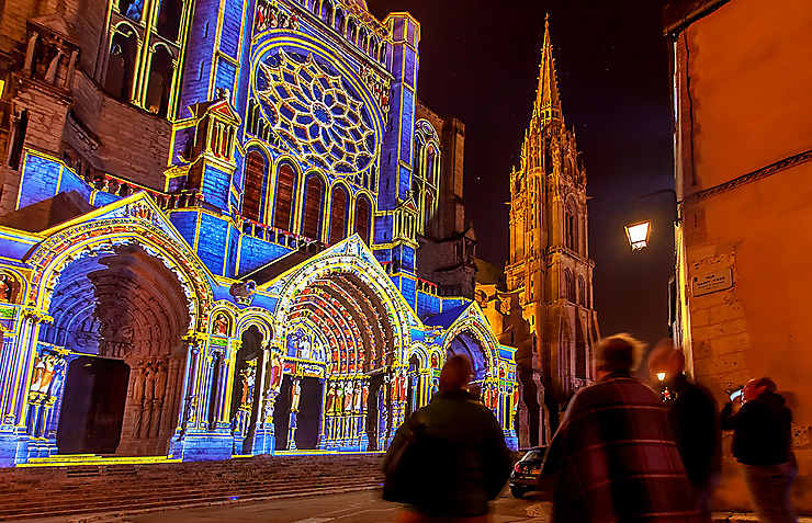 Chartres insolite