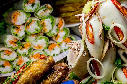 Assiettes vietnamiennes