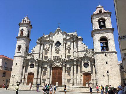 Cathedrale de La Havane