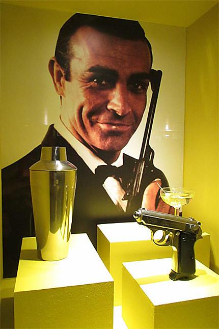 Le 1er James Bond - Sean Connery