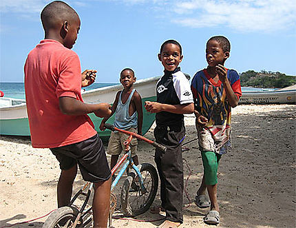 Bouts de choux des Caraïbes
