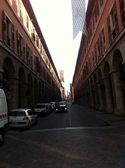 Rue de Boigne Chambéry
