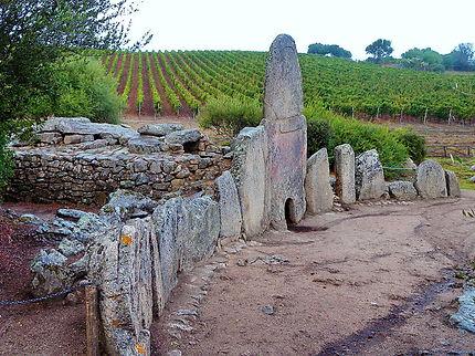 Dolmen - domus de Janas - tombe de géant