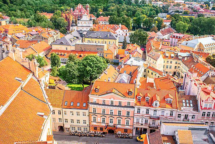 Vilnius (Lituanie), le joyau aux influences multiples