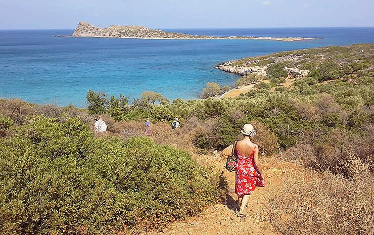 Agios Nikolaos : le petit Saint-Trop' crétois