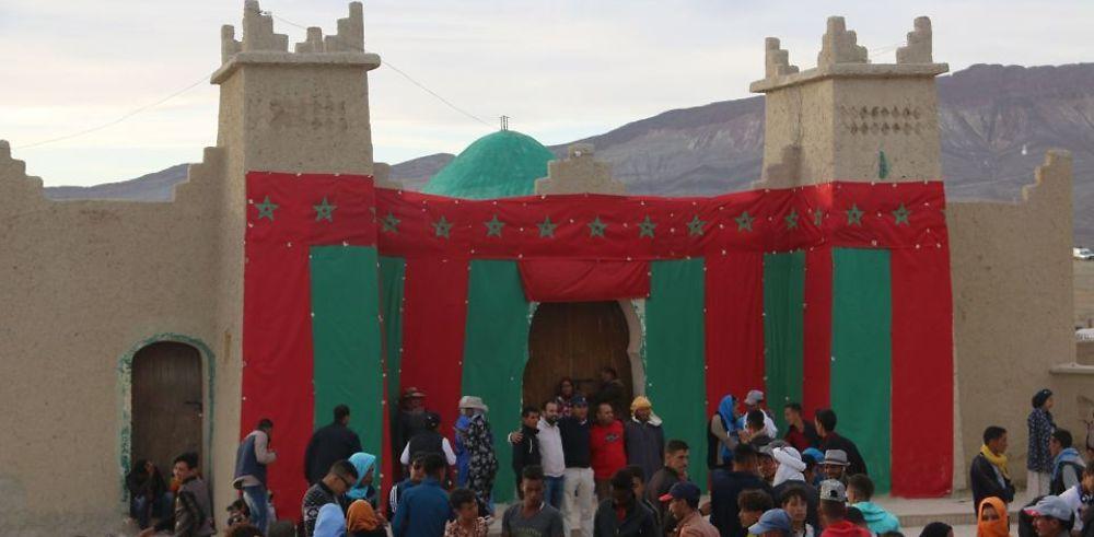 Le Festival des Fiançailles à Agoudal