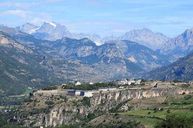 Place forte de Mont-Dauphin, Hautes-Alpes