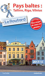 Routard Pays baltes