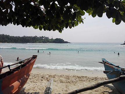 Hiriketiya Beach, Dickwella, Sri Lanka