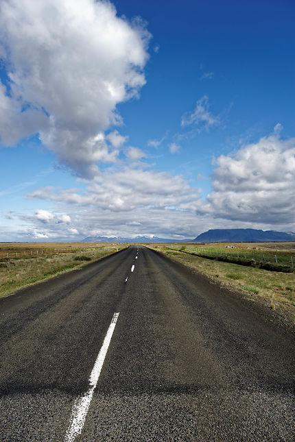 En route vers la péninsule du Snæfellsnes