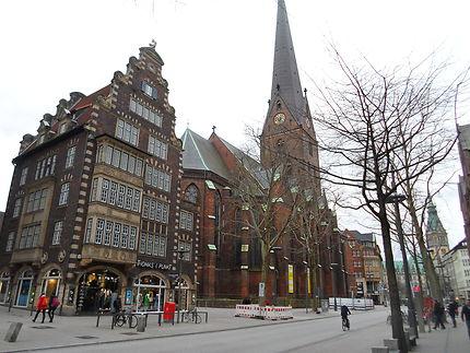 Cathédrale de Hambourg