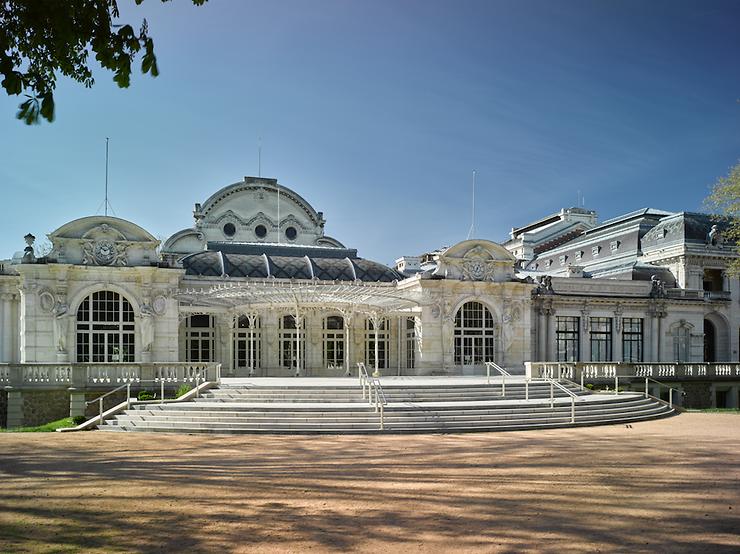 UNESCO - Vichy et les villes thermales d'Europe au patrimoine mondial