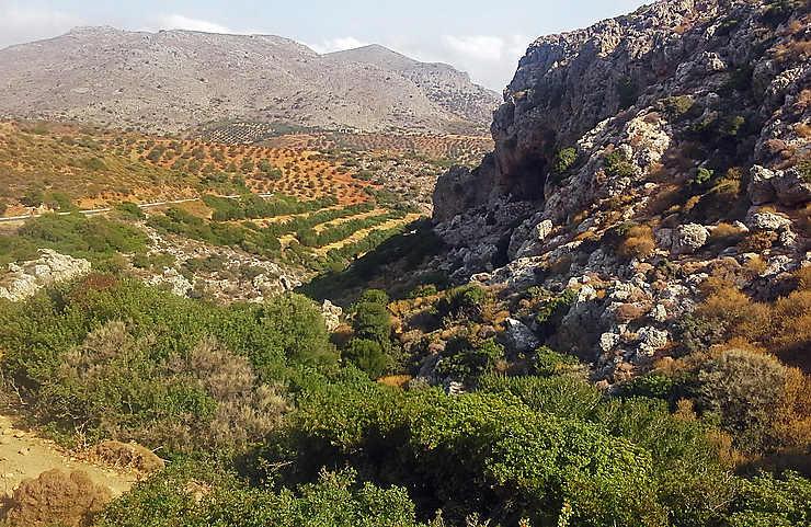 Sitia et le Géopark : la mémoire souterraine de la Crète
