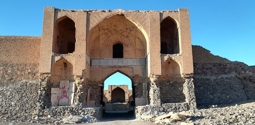 Varzaneh, l'expérience du désert
