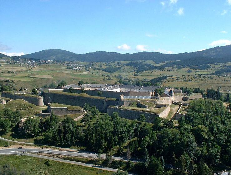 Citadelle et enceinte de Mont-Louis, Pyrénées-Orientales
