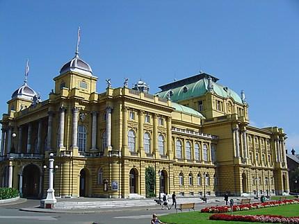 Zagreb : théâtre national