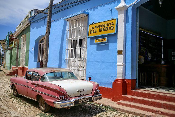 La Bodeguita del Medio, Cuba