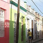 Au détour d'une rue à Camagüey