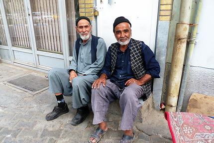 Rencontre à Kashan