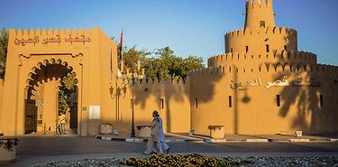 Voyage sur mesure à Abu Dhabi & Dubaï