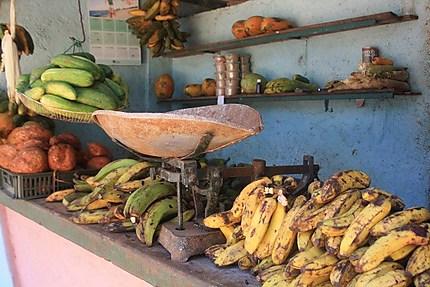 Au marché de Camagüey
