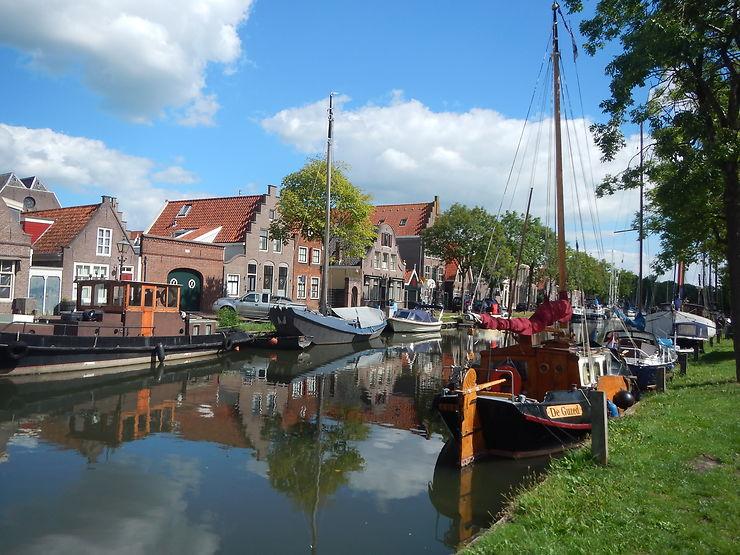Beauté d'Edam, Pays-Bas