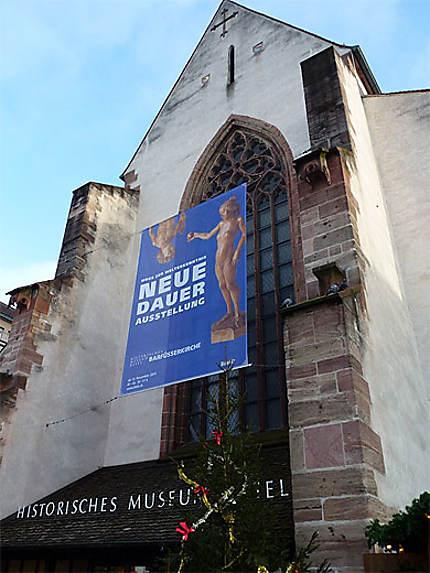 Le Musée d'histoire de Bâle