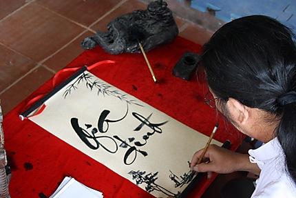 La Calligraphie : tout un art !