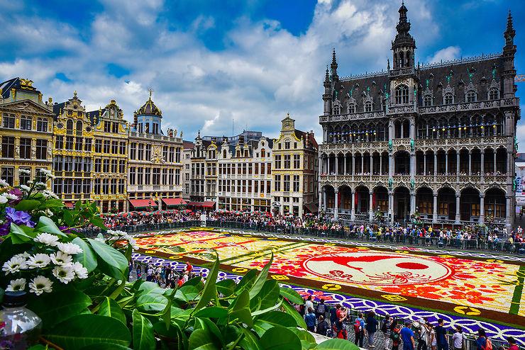Grand-Place, Bruxelles - Belgique