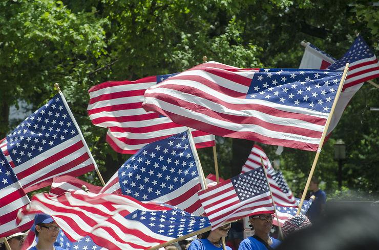 Independence Day aux États-Unis