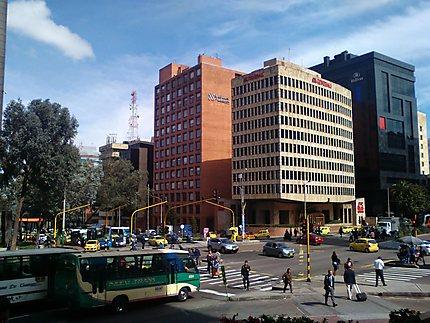 Bogota Calle 72 Quartier d'affaires