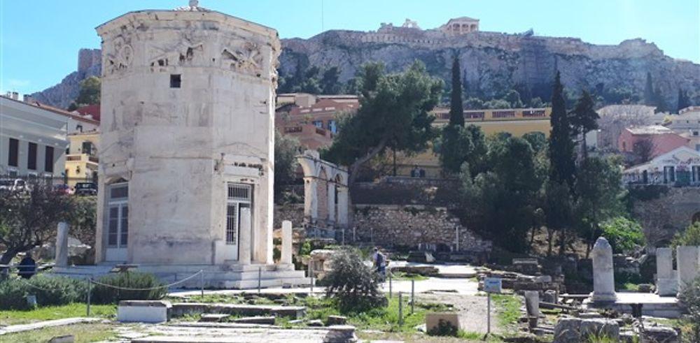 5 jours à Athènes
