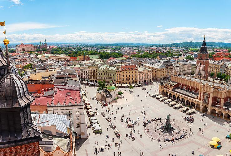 Pologne : Cracovie, un voyage dans le temps