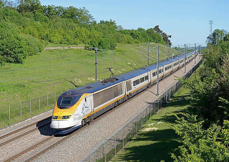 Pour l'Eurostar
