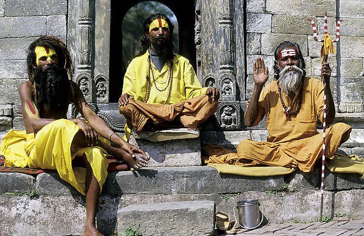 Les chemins de Kathmandu et autres routes hippies