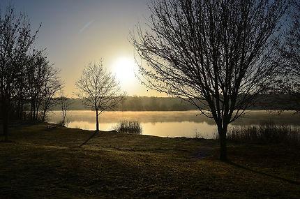 Lac de St-Cyr (Vienne 86)