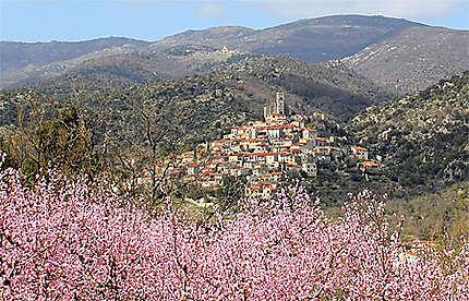 Village d'Eus, un de plus beaux villages de France