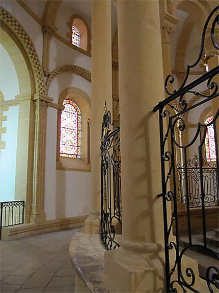 Basilique du Sacré Cœur - Déambulatoire