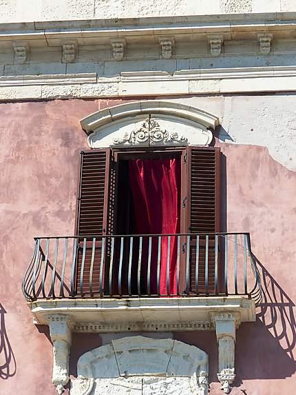 Fenêtre, Ortygie
