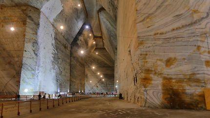 Mines de Sel de Slanic