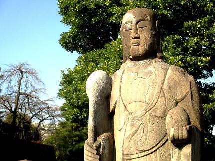 Mémorial 47 Rôninn, temple Sengaku-ji, Tokyo