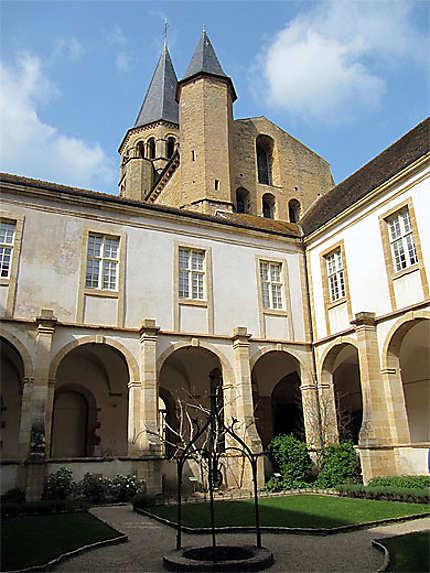 Basilique du Sacré Cœur - Cloître